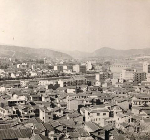 1949年龍岩縣城