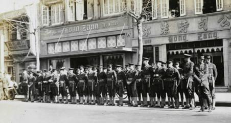 上海英租界巡捕为什么革命