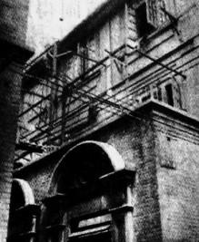 老閘捕房監房